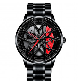 RACING WATCH 3D A2031 RED-06