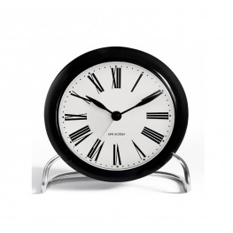 Arne Jacobsen Alarm Clock Roman 43671 12 CM-010