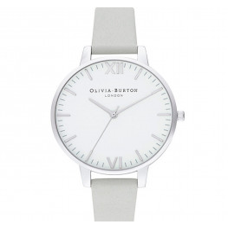 Olivia Burton Timeless Silver and Grey-04