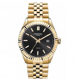 Dissing Date 36 Gold/Black-049