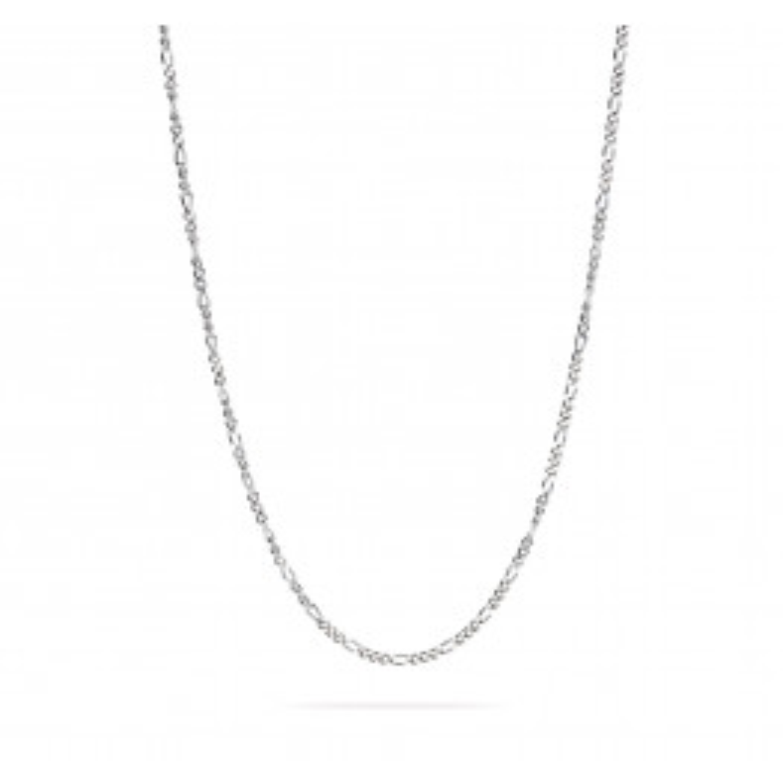 Frederik IX Studios Figaro Chain sølv-010