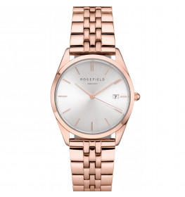 Rosefield The Ace Silver Sunray Rose Gold ACSR-A14-022