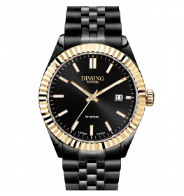Dissing Date Black/Gold Limited Edition-056