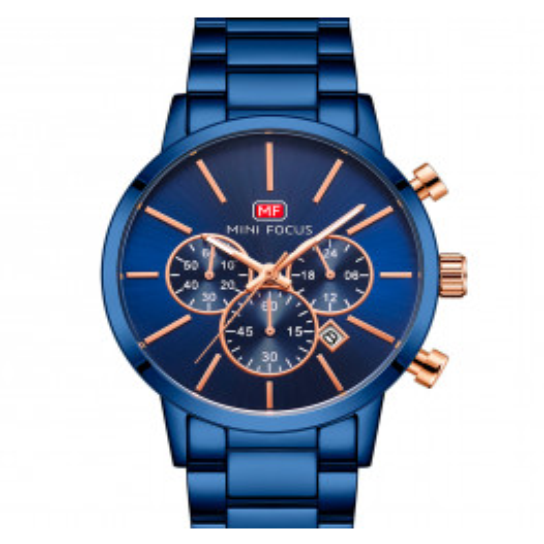 MEGIR MINI FOCUS BLUE ROSE MF0294G03-010