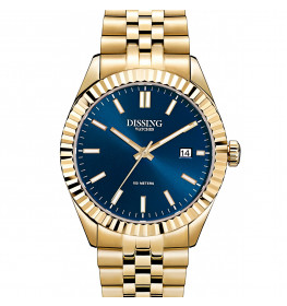 Dissing Date Gold/Blue-029
