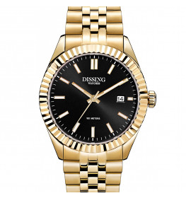 Dissing Date Gold/Black-028