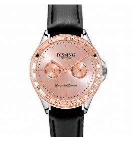 Dissing Ladies Leather Rosegold-045