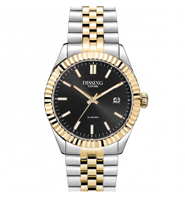 Dissing Date 36 Two Tone Gold/Black-056