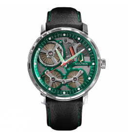 Accutron Electrostatic Spaceview 2020 Limited Edition 2ES6A002-01