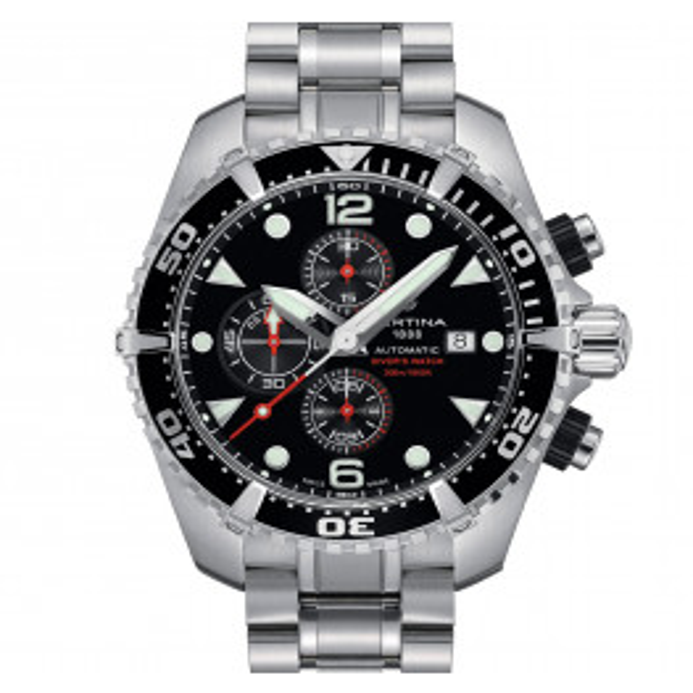 Certina DS Action Diver Chronograph C0324271105100-03