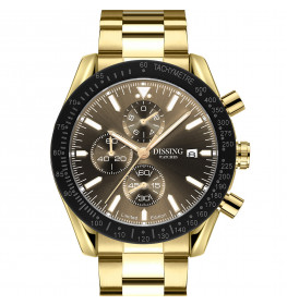 Dissing Chrono Gold/Brown/Gold Limited Edition-08