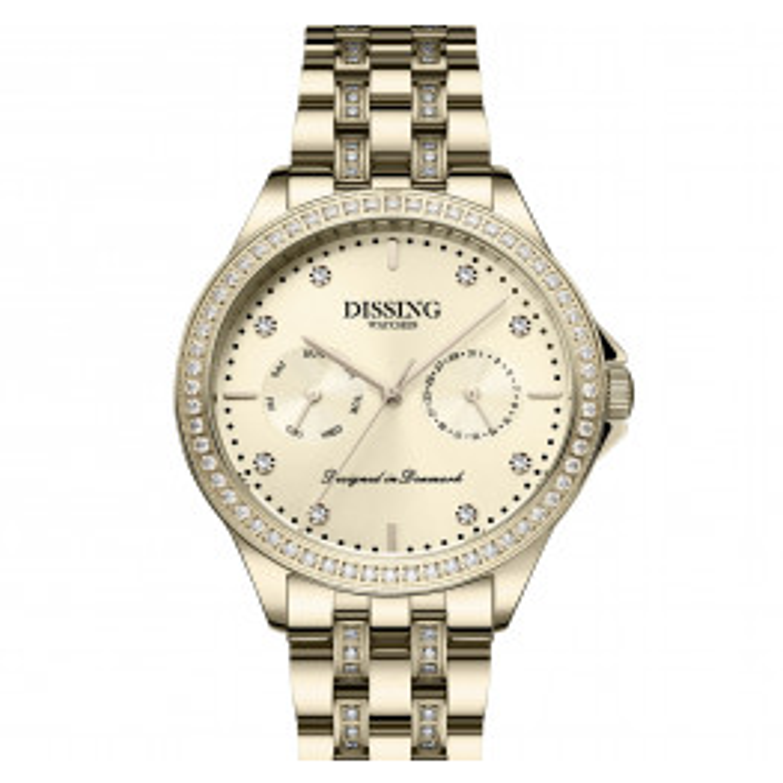 Dissing Ladies Diamond Pure Gold-06