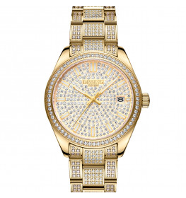 Dissing Date 36 Iced Out Gold-07