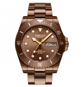 Dissing Diver Day Date Bronze Limited Edition-013