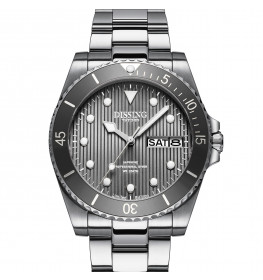 Dissing Diver Day Date Grey Limited Edition-010