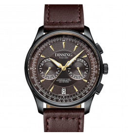Dissing Pioneer Leather Brown Black Limited Edition-05