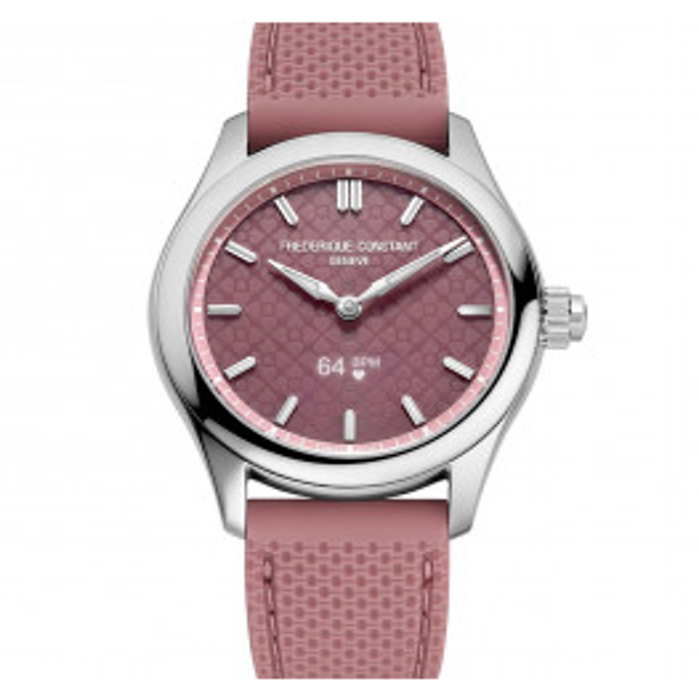 Frederique Constant Smartwatch Ladies Vitality FC-286BRGS3B6-05