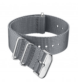 Dissing Grey Nato Strap 22MM DS035-02