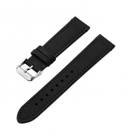 Dissing Leather Strap Black 22 mm-04