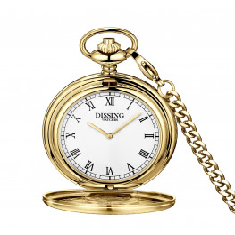 Dissing Axton Pocket Watch DPW005-02