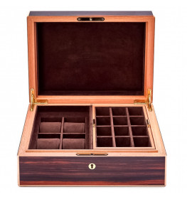 Leanschi Watches and Jewellery Box LEAN-EB03-02