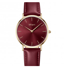 Milani Classic Red Leather-09