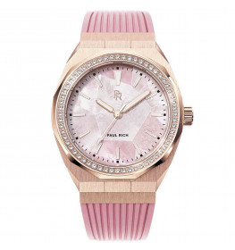 Paul Rich Heart Of The Ocean Pink Rose Gold-04