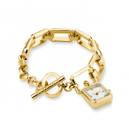 Rosefield The Octagon Charm Chain SWGSG-O52-03