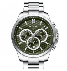 Dissing Tuatara Steel Green Limited Edition-05